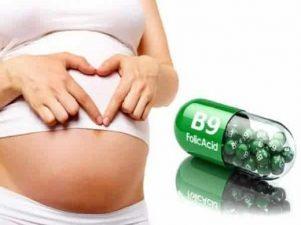 Зачем нужна фолиевая кислота при беременности