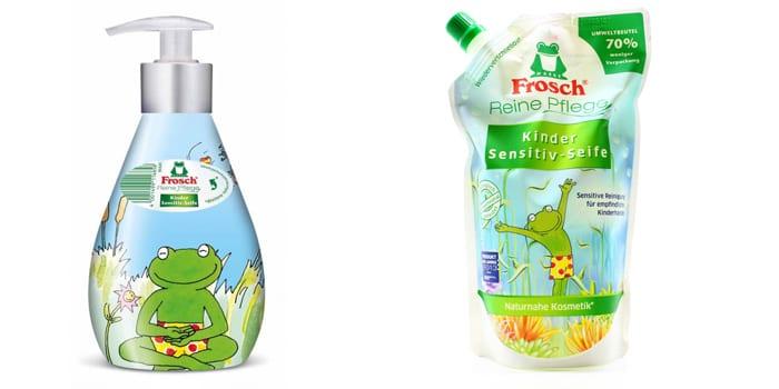 Frosch для малышей