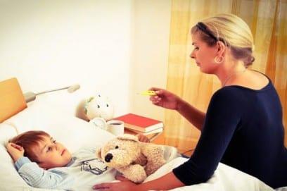 Гнойная ангина у ребенка: симптомы и лечение