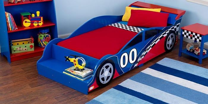 Кровать Гоночная машина