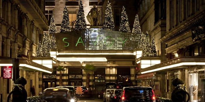 Гостиница Савой в Лондоне