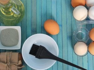5 домашних рецептов маски для волос с яйцом