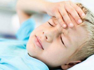 Признаки сотрясения мозга у детей и подростков