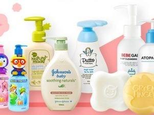 7 лучших марок жидкого мыла для детей