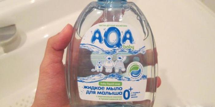 AQA Baby - жидкое мыло