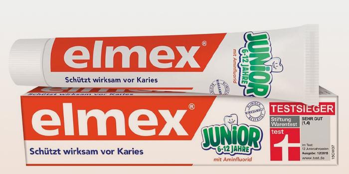 Elmex Junior от Colgate