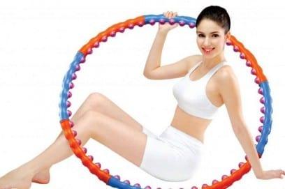 Как правильно крутить обруч для похудения