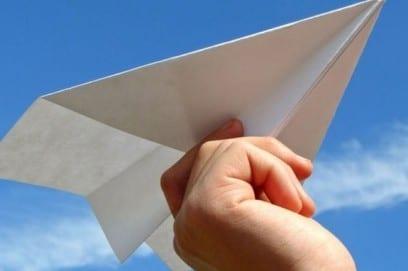 Как сделать самолет из бумаги, аэроплан, истребитель или объемную модель