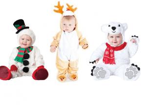 Варианты новогодних костюмов для мальчиков