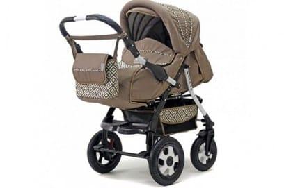 Коляска с поворотными колесами: лучшие детские модели