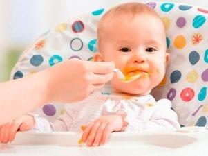 График кормления ребенка в 6 месяцев