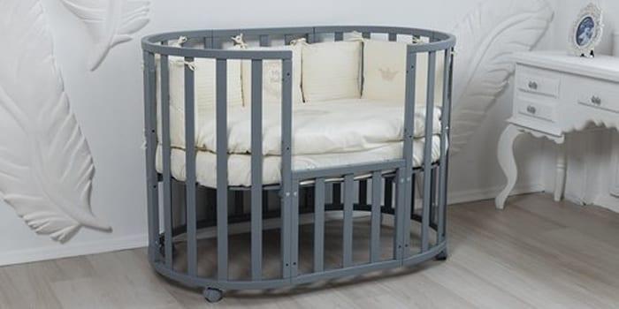 Детская кроватка Настелла