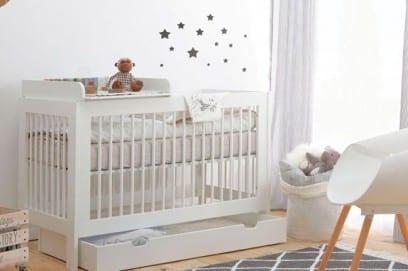Кроватка-трансформер для новорожденных: лучшие модели