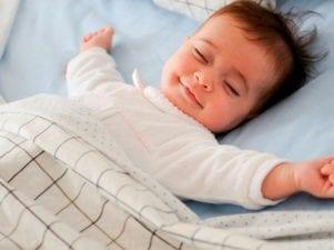 8 способов научить ребенка спать всю ночь