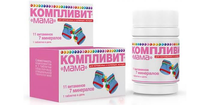 Витамины Мама