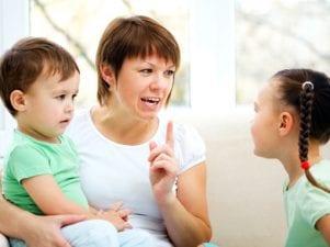 Распространенные ошибки в воспитании детей и способы их избежать
