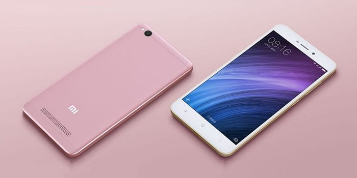 Модель Redmi4A от Xiaomi