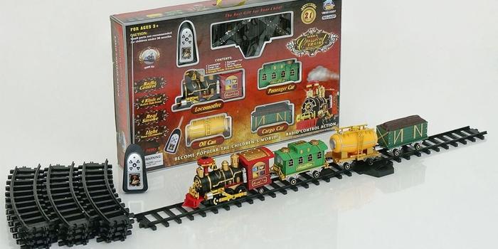 Рейтинг железных дорог для детей
