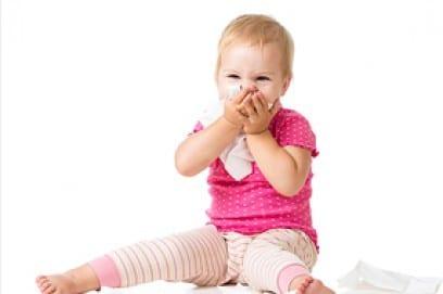Симптомы и лечение насморка при прорезывании зубов у детей