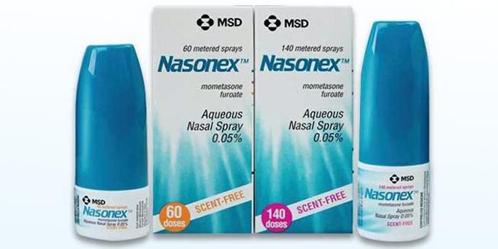 Гормональный спрей Назонекс