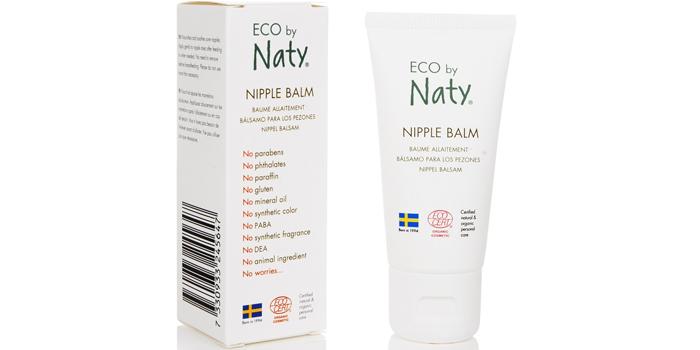 Успокаивающий Naty от Eco