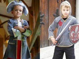 8 идей костюмов для мальчиков на Новый год