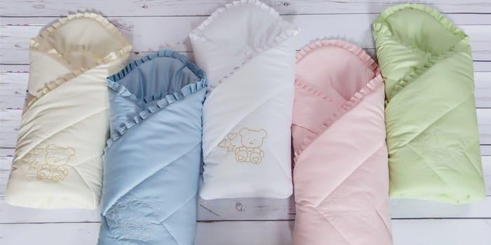 Одеяло-уголок Мой ангелочек