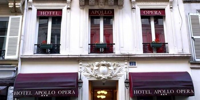 Отель Аполло Опера в Париже