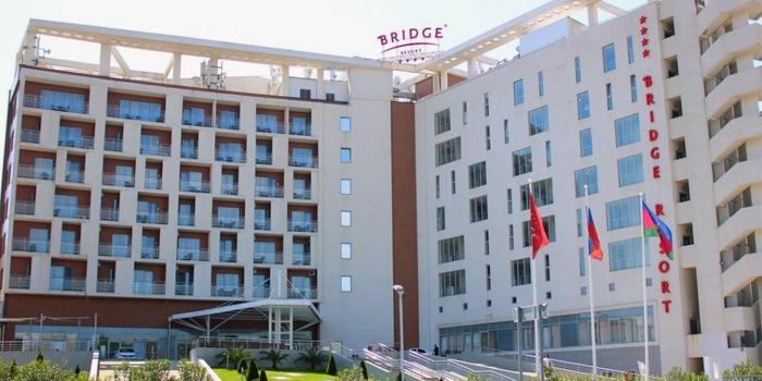 Отель Бридж Резорт в Сочи