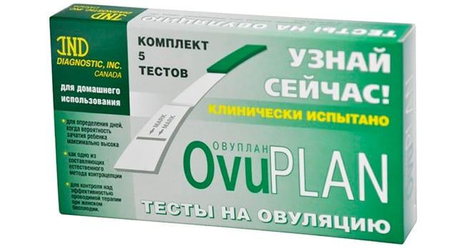 Комплект OVUPLAN