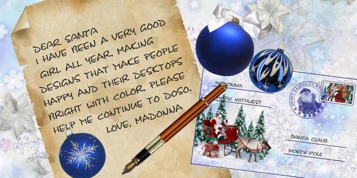 Письмо Санта Клаусу
