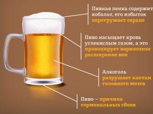 Можно ли пить пиво при беременности