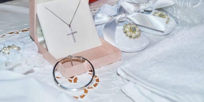 Подарки от крестных родителей