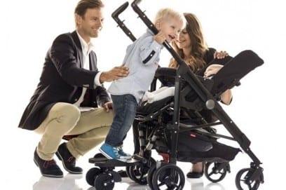 Подставка для второго ребенка к коляске: аксессуары и отзывы