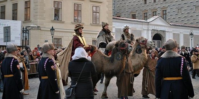 Праздник Трех королей в Праге