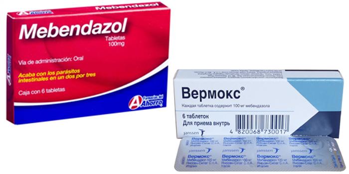 Препараты от аскарид