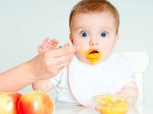 10 правил введения прикорма детям на грудном вскармливании
