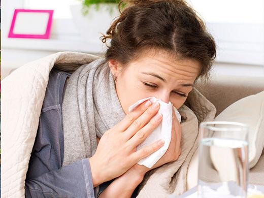 Что можно принимать беременным при простуде