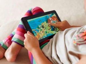 9 лучших планшетов для детей