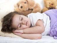 Как установить режим сна ребенка