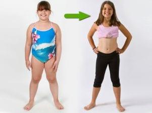 Как похудеть ребенку — рекомендации для родителей