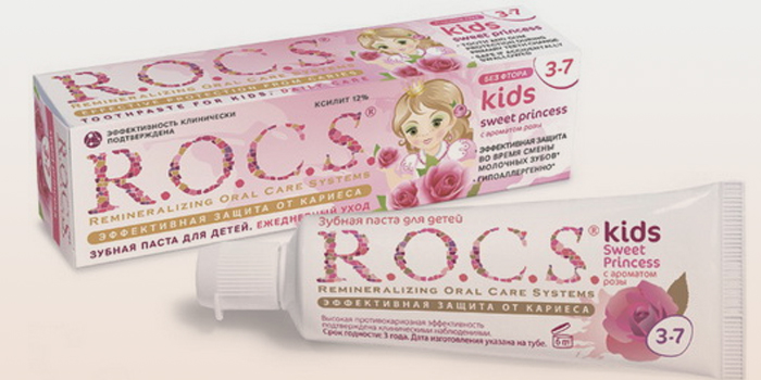 Sweet Princes R.O.C.S