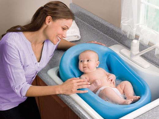 Ванночка для купания новорожденных