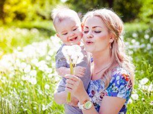 5 забавных способов укрепить отношения с малышом