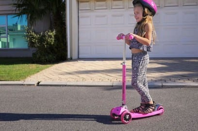 Самокат для детей от 5 лет: лучшие модели