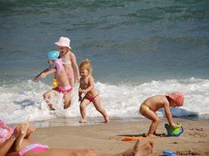 Правила безопасности ребенка в открытом водоеме