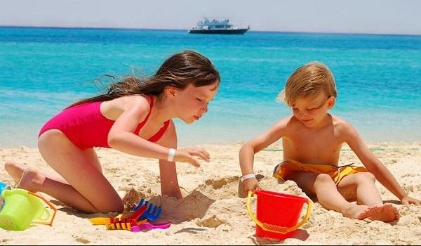 5 мифов о пользе отдыха на море для детского здоровья