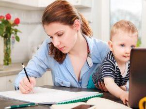 Упрощенная схема трудоустройства для женщин с детьми до трех лет