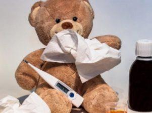 Опасность британского штамма коронавируса для детей