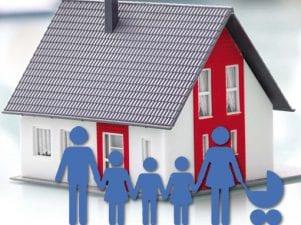 Рефинансирование ипотеки после рождения второго или третьего ребенка в семье